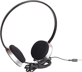 Atitude Super Slim Headphone with Microphone – C165AS0601