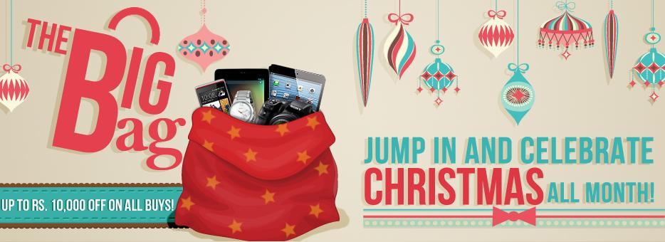 IndiaTimes Shopping Big Bag Deal
