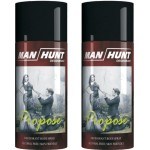 Man Hunt Propose Deodorant
