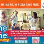 Dominos Pizza Buy 1 Get 1 Free Coupon Code July 2013