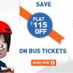 Goibibo Bus Discount Coupons