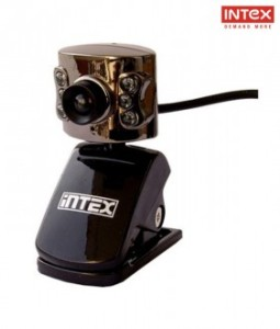 Intex Pc - Webcam Night Vision
