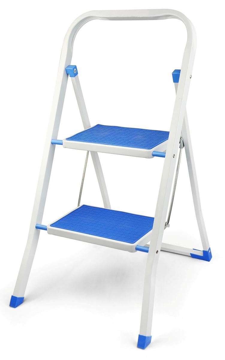 Bonita Blue Steel Two Step Ladder Rs 1398 Indiatimes Shopping Deal Deals Update