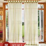 Home Candy Door Curtains