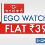 Maxima Ego Watches