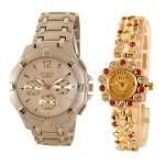 Rosra Steel Watch