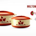 Milton Orchid Casserole Set
