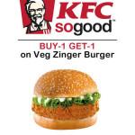 Veg Zinger Burger