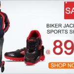 YepMe Shoes With Biker Jacket