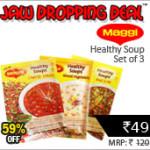 Maggi Healthy Soup