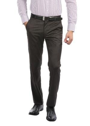 Monteil & Munero Men's Formal Trousers