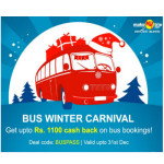 Bus Ticket Booking Offers