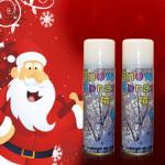 Jingle Bell Snow Spray