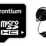 Strontium MicroSD Card 8GB Class 4