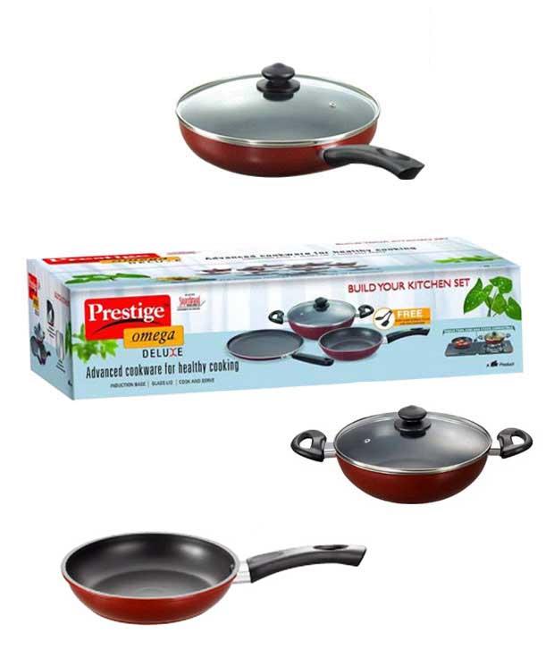 Prestige Omega Deluxe Cookware