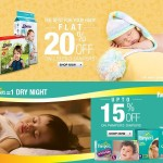 Pampers And Libero Diapers